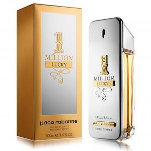 1 Million Lucky perfume para hombre de Paco Rabanne
