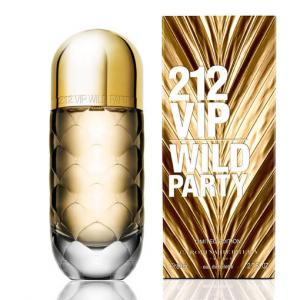 212 VIP Wild Party perfume para mujer de Carolina Herrera