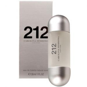212 perfume de Carolina Herrera