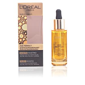 Age Perfect Extraordinary Face Oil By L'oreal
