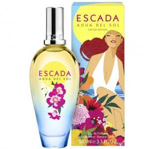 Agua del Sol perfume para mujer de Escada