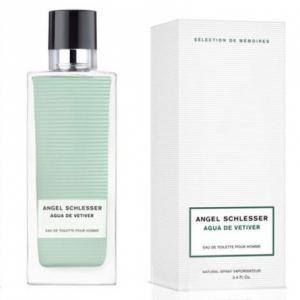 Agua de Vetiver perfume para hombre de Angel Schlesser