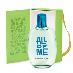 All of Me for Him perfume para hombre de Mandarina Duck
