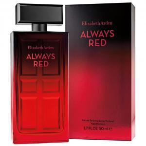 Always Red perfume para mujer de Elizabeth Arden