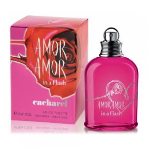 Amor Amor in a Flash perfume para mujer de Cacharel