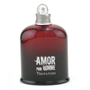 Amor pour Homme Tentation perfume para hombre de Cacharel