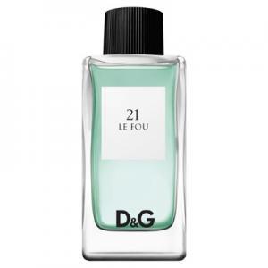 D&G Anthology Le Fou 21 de Dolce & Gabbana, precio y