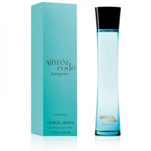 618f8743 Armani Code Turquoise