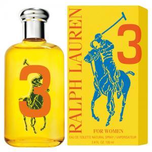 Big Pony 3 Woman perfume para mujer de Ralph Lauren