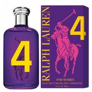 Big Pony 4 Woman perfume para mujer de Ralph Lauren