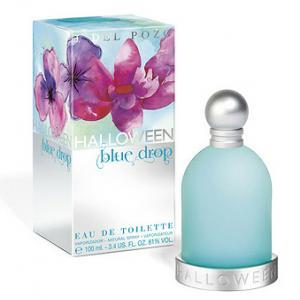 Halloween Blue Drop perfume para mujer de Jesus del Pozo