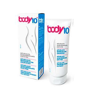 Body 10 anticelulitis gel específico para reducir la celulitis de Diet Esthetic