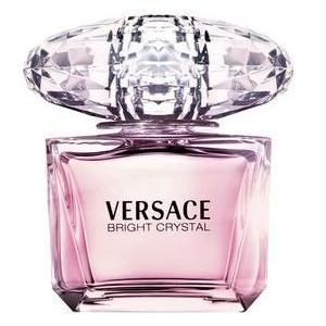Bright Crystal perfume para mujer de Versace