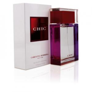Chic for woman perfume de Carolina Herrera