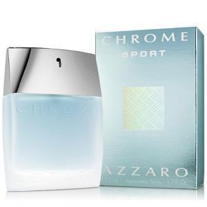 Chrome Sport perfume para hombre de Azzaro