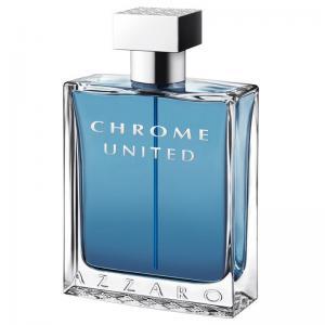 Chrome United perfume para hombre de Azzaro