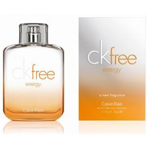 CK Free Energy perfume para hombre de Calvin Klein