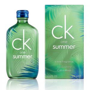 CK One Summer 2016 perfume para hombre y mujer de Calvin Klein