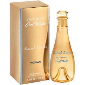 Cool Water Sensual Essence perfume para mujer de Davidoff
