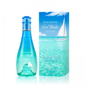 Cool Water Woman Summer Seas perfume para mujer de Davidoff