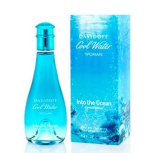 Cool Water Into The Ocean for Women perfume para mujerde Davidoff
