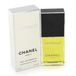 Cristalle perfume de Chanel