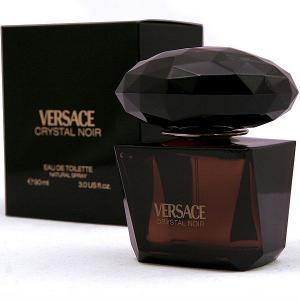 Crystal Noir perfumes para mujer de Versace