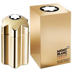 Emblem Absolu perfume para hombre de MontBlanc