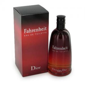 Fahrenheit perfume para hombre de Dior