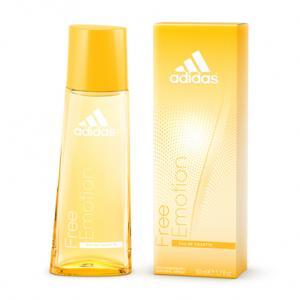 Free Emotion perfume para mujer de Adidas