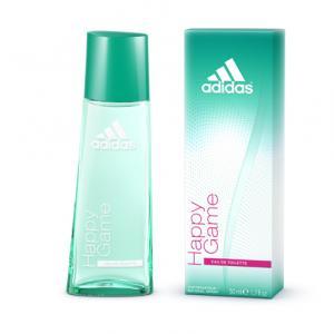 Happy Game perfume para mujer de Adidas
