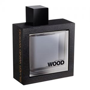 He Wood Silver Wind Wood perfume para hombre de Dsquared2