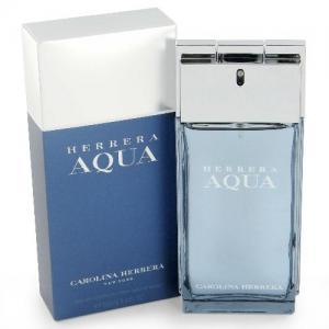 Herrera Aqua for men perfume de Carolina Herrera
