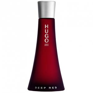 Hugo Deep Red perfume para mujer de Hugo Boss