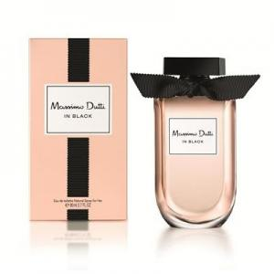 In Black For Her perfume para mujer de Massimo Dutti