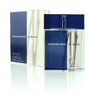 In Blue perfume para hombre de Armand Basi