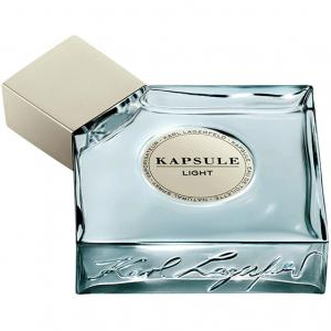 Kapsule Light perfume para hombre y mujer de Lagerfeld