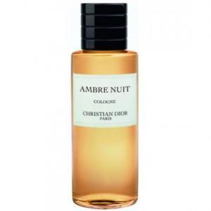 La Collection Privée Ambre Nuit perfume para hombre y mujer de Christian Dior