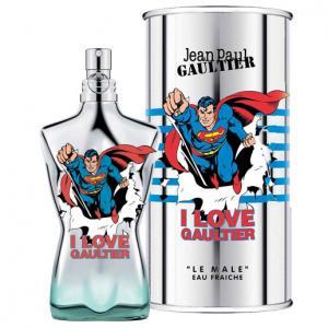 Le Male Superman Eau Fraiche perfume para hombre de Jean Paul Gaultier