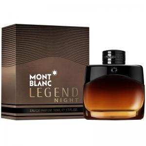 Legend Night perfume para hombre de Montblanc