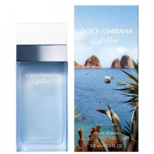Light Blue Love in Capri perfume para mujer de Dolce&Gabbana