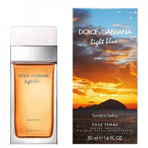 Light Blue Sunset in Salina perfume para mujer de Dolce & Gabbana