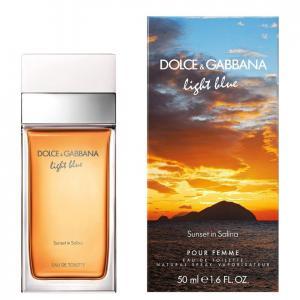 Light Blue Sunset in Salina perfume para mujer de Dolce & Gabbana
