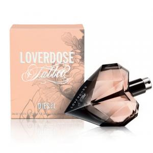 Loverdose Tattoo Eau de Toilette perfume para mujer de Diesel