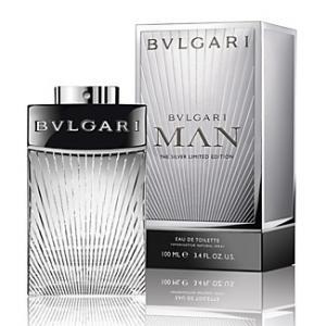 Man The Silver perfume para hombre de Bulgari
