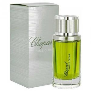 Noble Cedar perfume para hombre de Chopard