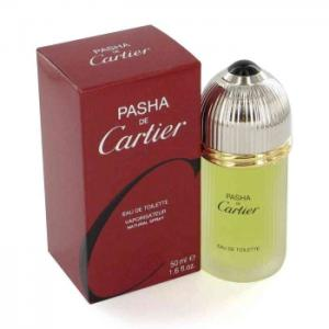 Pasha perfume de Cartier