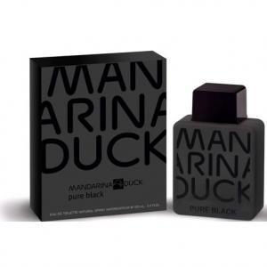 perfume mandarina duck black hombre