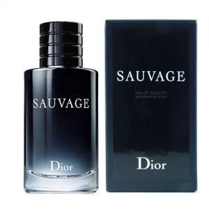 Sauvage perfume para hombre de Christian Dior