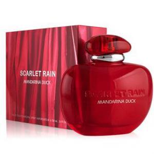 Scarlet Rain perfume para mujer de Mandarina Duck